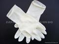 Latex  Examination Gloves Powder-free 1