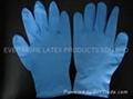 Latex  Examination Gloves Powder-free 2