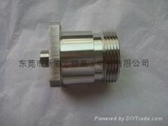 连接器电镀加工 三元合金/高磷化学镍/镀金/镀银等