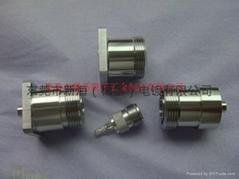 提供白銅錫(三元合金)電鍍加工