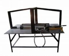 气瓶支架强度校核装置