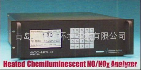 加热型化学发光法氮氧化物分析仪 1