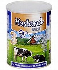 荷仕蘭奶粉3段