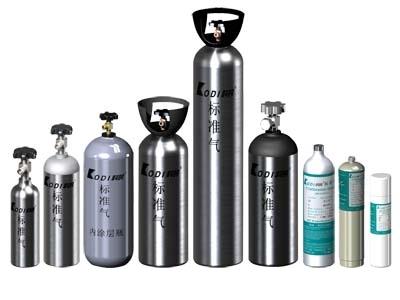 標準氣體 2