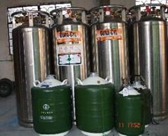低温生物容器