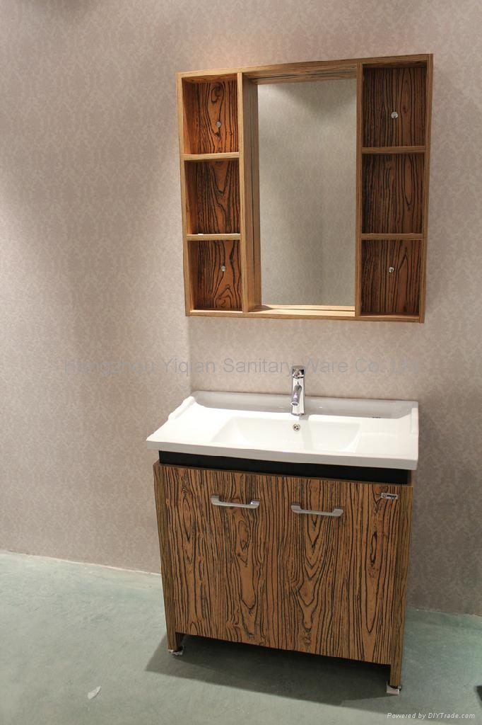 melamine bathroom cabinets free standing modern melamine bathroom cabinet m001 yq 13615