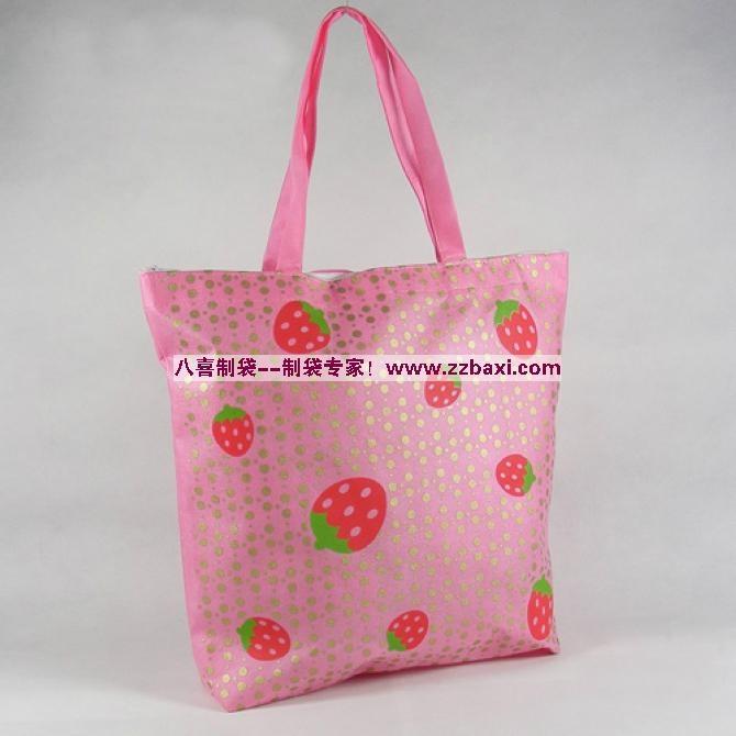 郑州八喜制袋专业环保袋定做环保手提袋定做 1