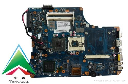 L500 kswaa la-4981p laptop motherboard for toshiba free shipping 1