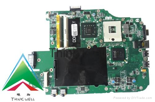 FOR DELL VOSTRO 1015 LAPTOP MOTHERBOARD INTEL GM45 DAVM9MMB6F0 1