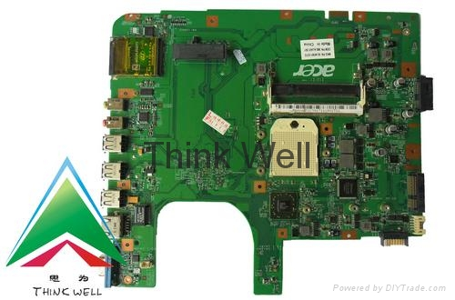 5535 laptop motherboard for acer AMD cpu  1