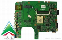 5535 laptop motherboard for acer AMD cpu