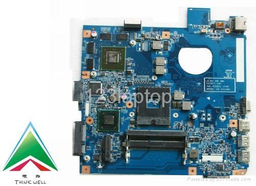 4570 4570G LAPTOP MOTHERBOARD FOR ACER HM65 INTEL I5  1