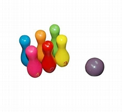 Colourful Skittles game