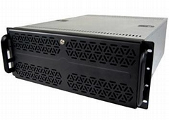 Server chassis server housing 4u rack mount ED410S48