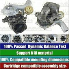 Turbocharger for Audi K03 5303-988-0053