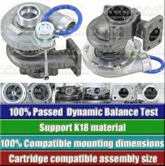 Perkins Turbocharger GT2556 711736-0001