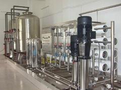 酒类行业纯净水设备