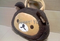 San-X Rilakkuma Chocolate Cute Big Bag Handbag Plush Rabbit Gift