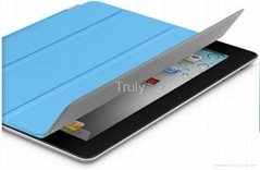 Screen saver smart case cover for iPad 2