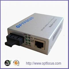 10/100M Ethernet Fiber Media Converters