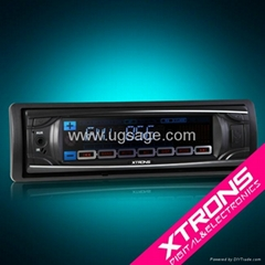 T2:In Dash One din Touch Screen Car DVD player