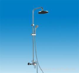 Shower sets shower panel with accessories bathroom sanitaryware YA-85004 2