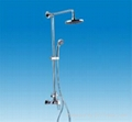 Shower sets shower panel with accessories bathroom sanitaryware YA-85004 3