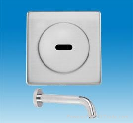 2011 cheapest shower room automatic faucet C-5129 3