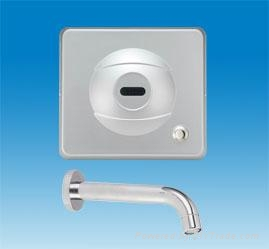 2011 cheapest shower room automatic faucet C-5129 4