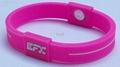 EFX Bracelet Power Band Silicone PB Wristband Health Energy Balance Bracelet 2
