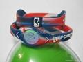 PB NBA Bracelet Power Band NBA Silicone