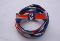 PB NBA Bracelet Power Band NBA Silicone Wristband Health Energy Balance Bracelet 2