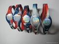 PB NBA Bracelet Power Band NBA Silicone Wristband Health Energy Balance Bracelet 3