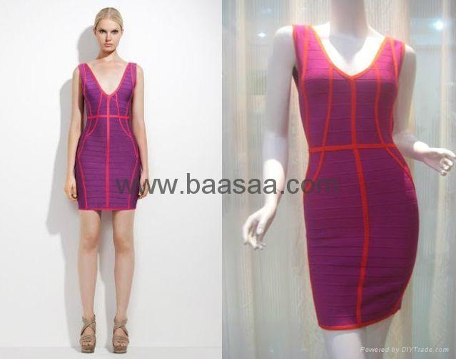Hot Ing Fashion Club Dress Bandage Las Designer 4