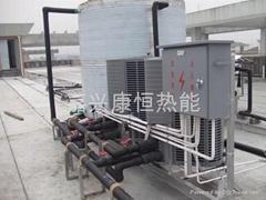 浙江嘉興中央熱水工程
