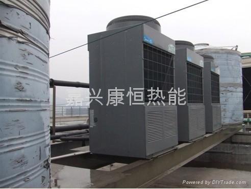 浙江嘉興中央熱水工程 3