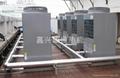嘉兴 美的空气能中央热水工程