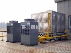 海盐空气能中央热水工程