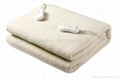 Coral Fleece Electric Blanket 1
