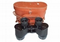 military binoculars with reticle