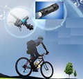 Bike torch MP3