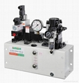QDCS- Air Driven Hydraulic Pump Unit