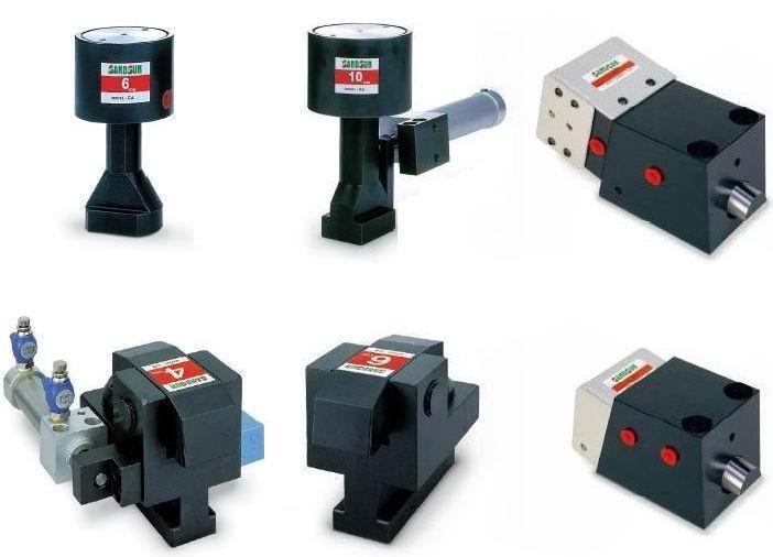 Quick Die Change System For Press Machine Qdcs Sandsun