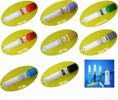 medical vacuum blood collection tube