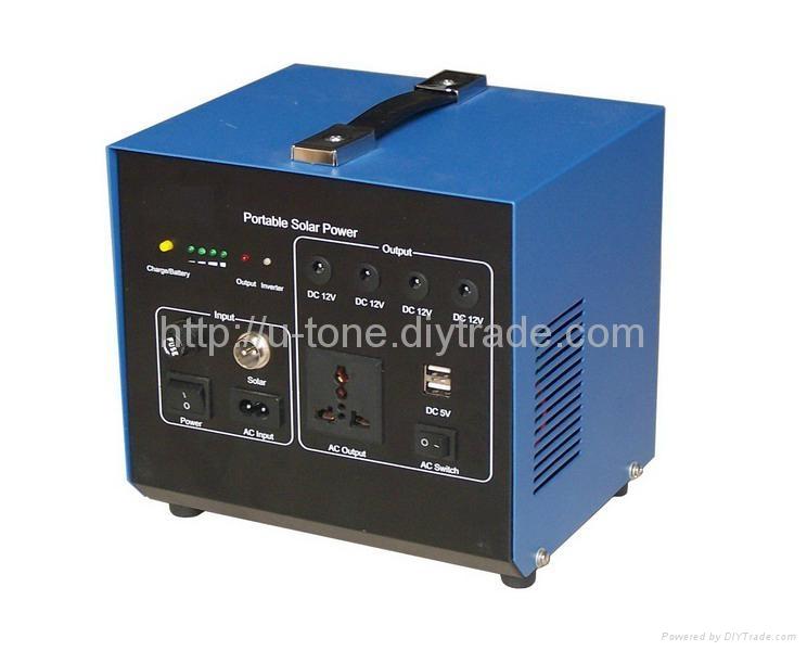 小型离网发电系统,便携式离网发电系统 4