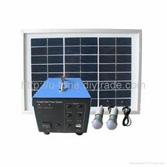 小型离网发电系统,太阳能发电系统