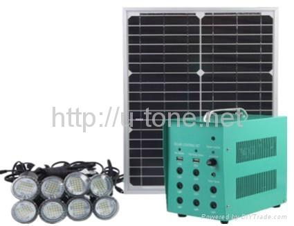 紧急用电,太阳能照明UT-SLK-6080 1