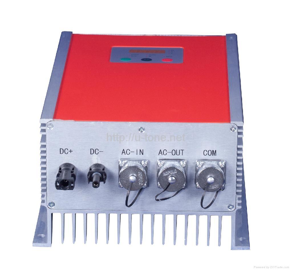 光伏扬水系统,太阳能控制器,变频器 4