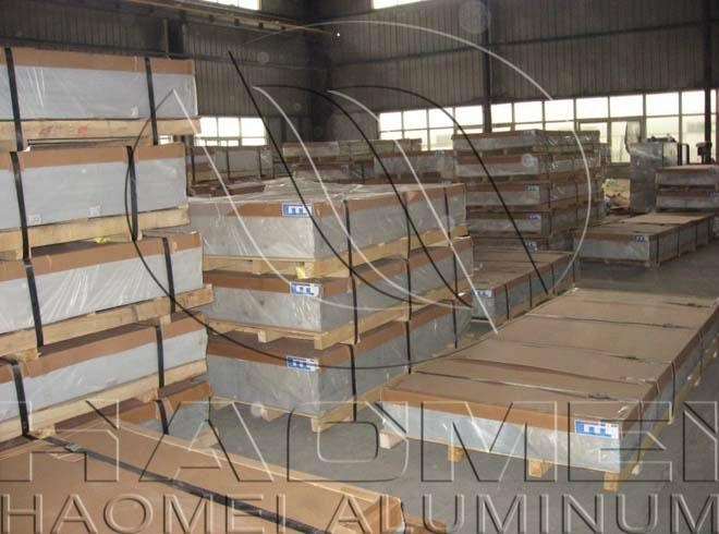 Plain Aluminium Sheet for industrial usage - 3003 3105