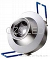 3W focusable multi directional downlight